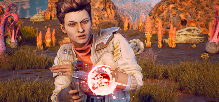 The Outer Worlds Nintendo Switch'e Geliyor!