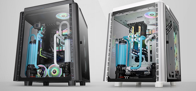 Thermaltake Yeni Level 20 HT Full Tower Kasa Modellerini Duyurdu