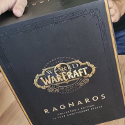 World of Warcraft 15. Yıl Özel Collector's Edition Kutu Açılışı