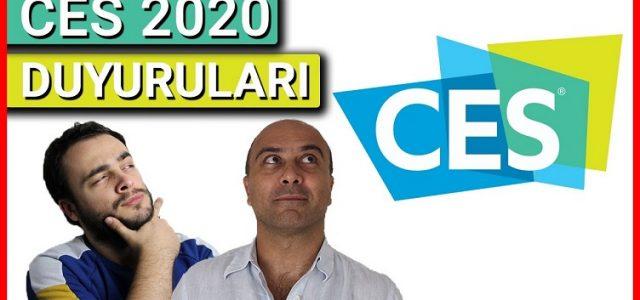 CES'de Kaçırdıklarınız! | CES 2020 Değerlendirmesi