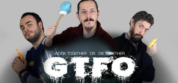 GTFO İlk 10 Dakika | Karanlık Koridorlarda Işığı Arıyoruz!
