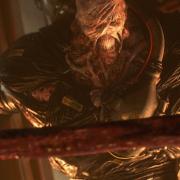 Resident Evil 3'ten Nemesis Fragmanı!