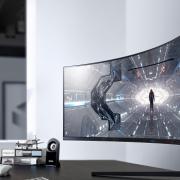 Samsung, CES 2020'de Yeni Odyssey Oyuncu Monitörü Serisini Tanıttı