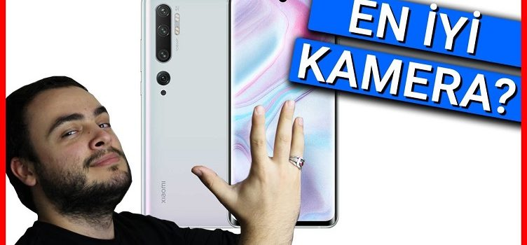 Xiaomi Mi Note 10 İnceleme   En İyi Kameraya Sahip Telefon mu?