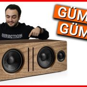 Audioengine B2 Bluetooth Hoparlör İncelemesi | Ses Konusunda Gurme Lezzetler