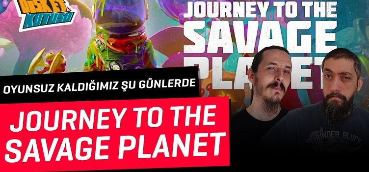 Journey to the Savage Planet | Çok Leziz bir Oyun!