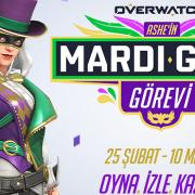 Overwatch'ta Karnaval Başlıyor!