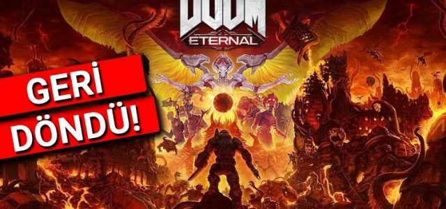 DOOM Eternal İncelemesi | DOOM SLAYER GERİ DÖNDÜ!