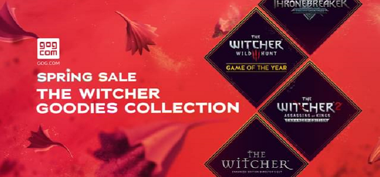 The Witcher Goodies Collection GOG'de Ücretsiz!