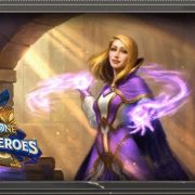 Hearthstone Book of Heroes: Jaina geliyor